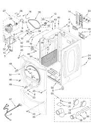 Whirlpool duet dryer parts diagram wiring large size accurate concept steam installation manual
