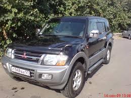 2001 Mitsubishi Pajero Pictures, 3.2l., Diesel, Automatic For Sale