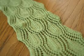 Leaf Knitting Pattern Interesting Falling Leaves Scarf How Did You Make This Luxe DIY