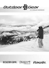 Outdoor Gear 1516 By Zuzupopo Snow Issuu