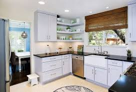 Small Corner Kitchen Design