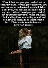 Love Quotes For Him For Her The Couples That Are Meant To Be Love Impressive Quotes For Couples