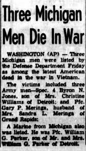 BYRON NORRIS JONES 1968 - Newspapers.com