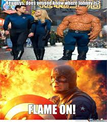 Fantastic Four Memes. Best Collection of Funny Fantastic Four Pictures via Relatably.com
