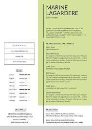Simple Resume Format Genial Resume Mycvfactory