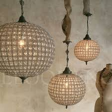unique chandelier lighting. Lighting - Chandeliers ELOQUENCE Large Globe Chandelier Cottage Haven Interiors Unique G