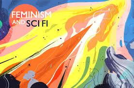 popaganda episode feminism and science fiction  bitch media feminism and science fiction illustration
