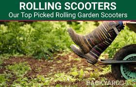5 best garden scooters in 2021
