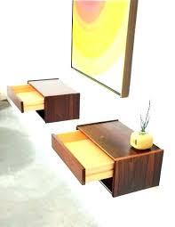 floating shelf with drawer diy floating shelf nightstand night stand medium size of shelves best ideas