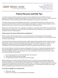 Gallery Of Usa Jobs Resume Format