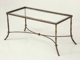 brass and glass coffee table vintage french brass and glass coffee table antique brass glass top
