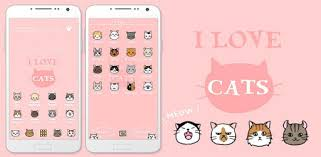 Wallpaper I <b>Love Cats</b> Theme - Apps on Google Play