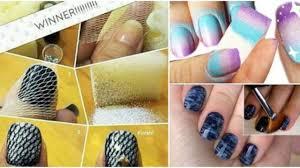Diy Nail Designs Creative Diy Nail Art Designs That Are Actually Easy