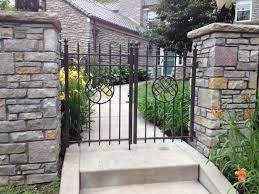 decorative iron fencing. wrought iron fences decorative fencing