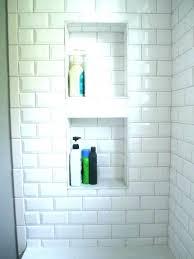 shower niche install tile shower niche tile ready shower niche tile shower niche shelf image result shower niche install
