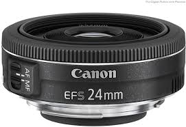Canon Lens Resolution Chart Resolution Chart Results For The Canon Ef S 24mm F 2 8 Stm Lens