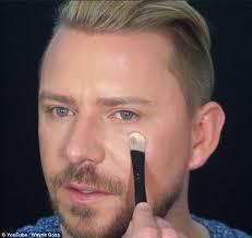 make up artist and you beauty guru wanye goss has shared a video