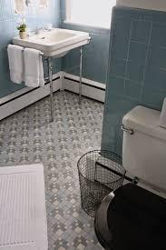 gray tile bathroom floor. Blue Bathroom_view Of Floor Tile Gray Bathroom I