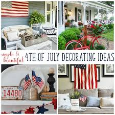 4th of july decorations christinas adventures