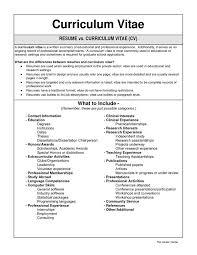 Cv And Resume Stunning 6216 Vitae Resume Template Sample Cv And Resume Colesthecolossusco