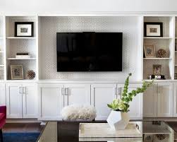 Small Picture Wallpaper Behind Tv Houzz