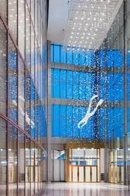 World Glass Design Lasvit Creates Diver Shaped Sculpture Made From 1000 Glass