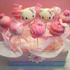 Marvelous Hello Kitty Cake Pops Between The Pages