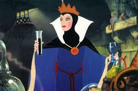 name the evil queen film snow white