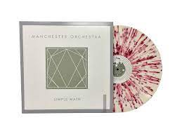 Simple Math (Limited Edition White W/ Red Splatter Colored Vinyl):  Amazon.de: Musik