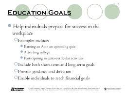 long term and short term career goals examples short term employment goals examples kadil