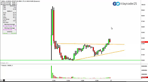 Alibaba Stock Chart Alibaba Group Holding Ltd Baba Stock Chart Technical Analysis For 9 19 14