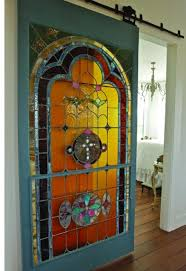 barn doors for homes interior. Interior Glass Sliding Doors Designs And Price » Stained Barn Door For Homes