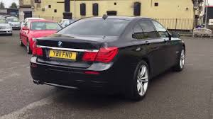 Coupe Series 2010 bmw 750 for sale : 2011 BMW 7 SERIES black 730d M Sport Saloon Diesel Auto for sale ...