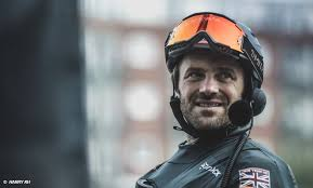 Leigh McMillan heading into his second America's Cup – Sailweb