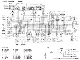 wiring diagrams 1978~79 xs11 jpg