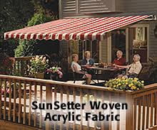 free standing canvas patio covers. SunSetter Canopies With Acrylic Fabric Free Standing Canvas Patio Covers V