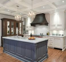 Custom Metal Cabinets Led Puck Lights In Kitchen Transitional With Custom Metal Range