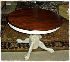 dining room chairs mobil fresno: faux painting furniture french country round pedestal kitchen table