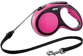 Automatic Leash Flexi New Comfort XS 3 M Pink ... - Amazon.com