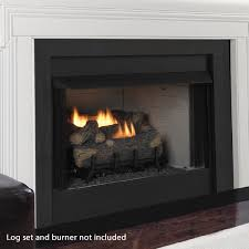 Comfort Glow Vent Free Gas Pedestal Stove And Gas Fireplace SystemVentless Natural Gas Fireplace