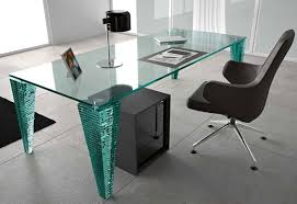 glass desk atlas fiam danny lane