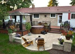 backyards design. Cool Backyard Ideas Best On Backyards Design Wood Patio Decks And Porches Decorating Pinterest