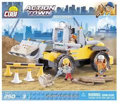 <b>Конструктор Cobi</b> Action <b>Town</b> 1664 Бульдозер — купить по ...