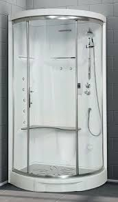 shower cubicles self contained. Wonderful Self New Holiday Offset Quadrant Shower Pod To Shower Cubicles Self Contained C