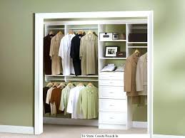 reach in closets organizers do it yourself reach in closet state closets in reach in closet