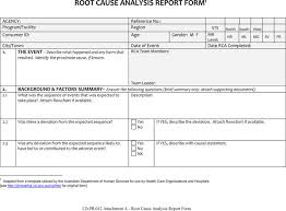 Rca Flow Chart 24 Root Cause Analysis Templates Word Excel Powerpoint