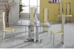 glass dining table ikea. terrific glass dining table and cream chairs 72 for your room ikea with