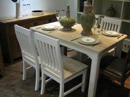 shabby chic dining sets. Awesome Shabby Chic Dining Table And Chairs Sets E