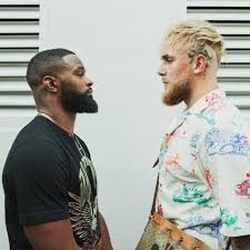 Woodley has much more experience than. Jake Paul Calls Second Round Ko Tyron Woodley Taking Fight Seriously Bad Left Hook