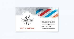 barbershop business cards barber business card template boblab barber shop business cards